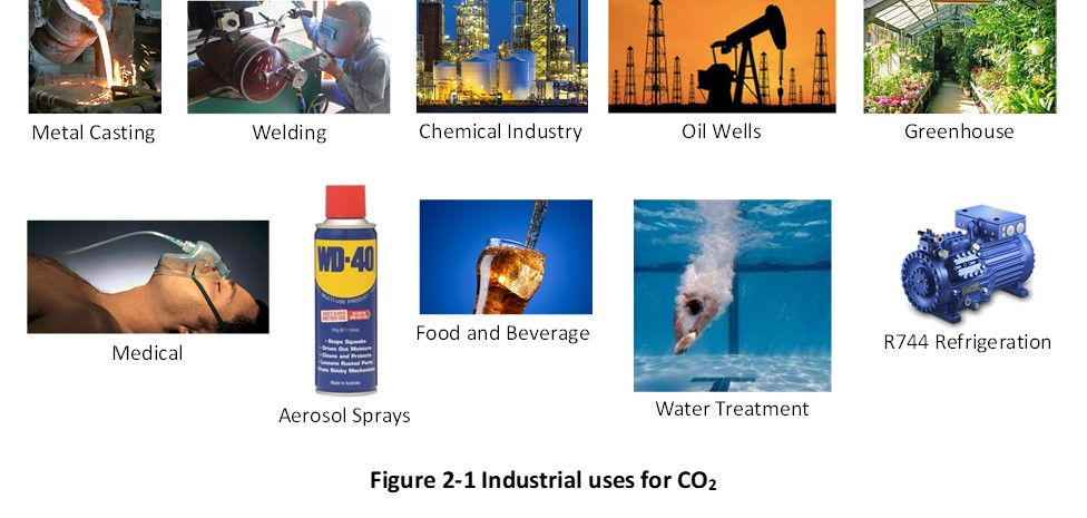 CO2 Processing Technology Figure 2-1
